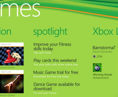 Xbox.com Gets More Social and Windows Phone 7 Features
