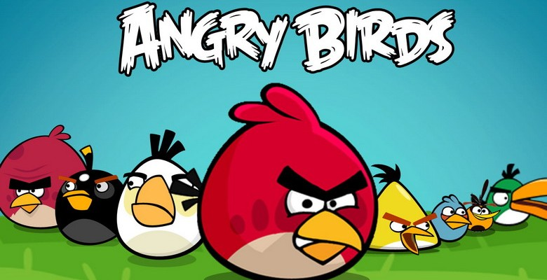 Five Angry Birds games updated, exiting new levels and chars for Windows Phone gamers