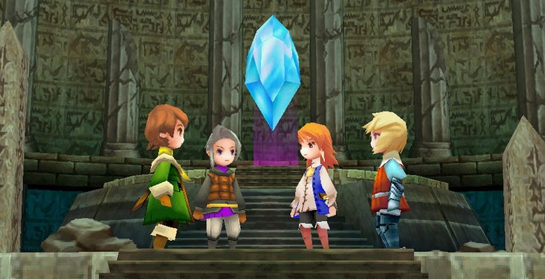 Final Fantasy III from Square Enix lands on Windows Phone