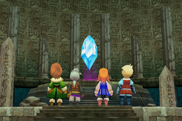 Final Fantasy III Big
