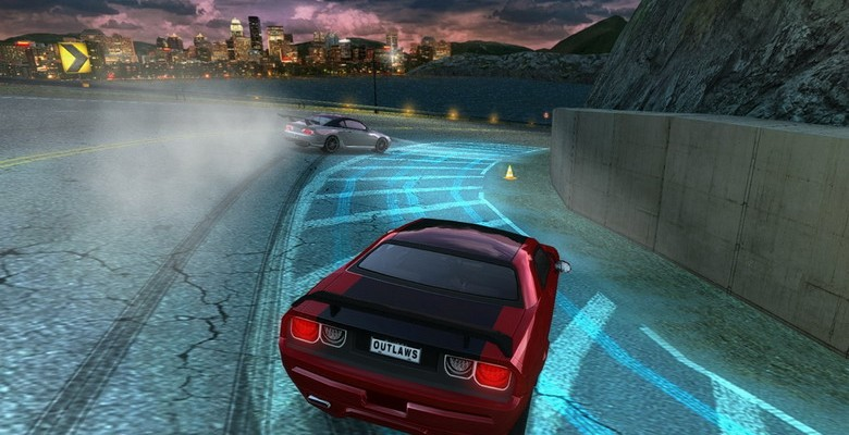 Race to the streets in Drift Mania: Street Outlaws; Out now on Windows Phone