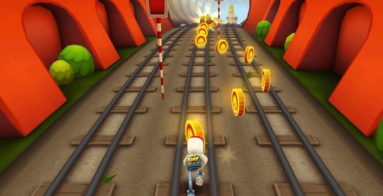 Subway Surfers lands on Windows Phone