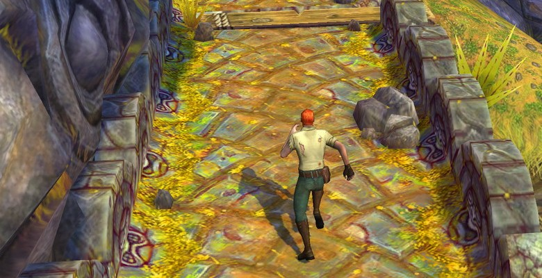 Temple Run 2 makes its way to Windows Phone 8