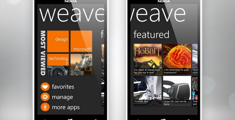 Windows Phone 8's Weave now syncs with Windows 8 and more