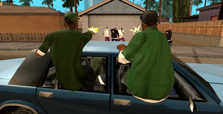Grand Theft Auto San Andreas careens to Windows Phone but lacks Xbox Live