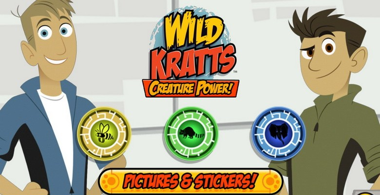 Wild Kratts creature power comes to Windows Phone; Alert your kids