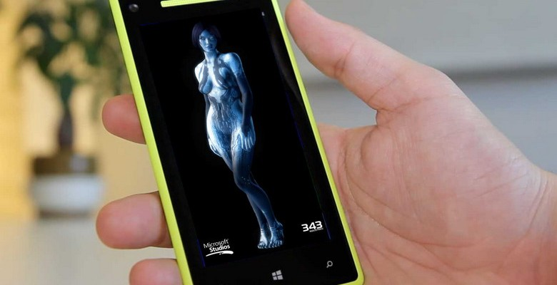 Halo's Cortana set to take on Siri and Google now?