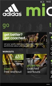 adidas miCoach Windows Phone (1)