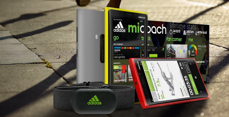 No need for a real coach, try adidas miCoach