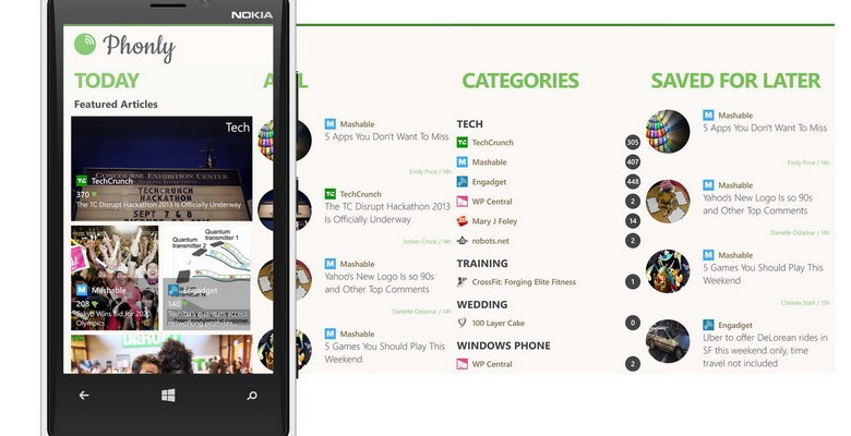 Best News Apps for Windows Phone