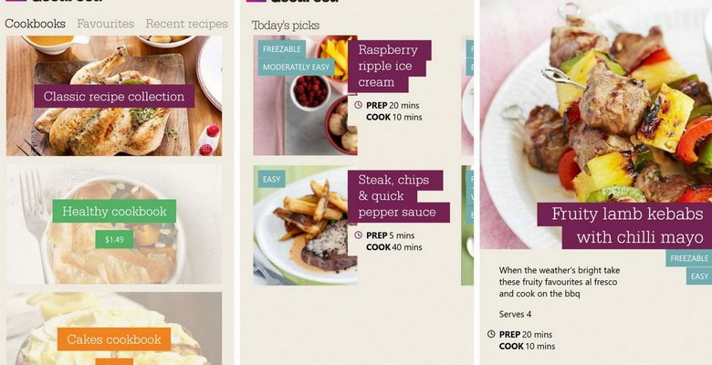 Want Some Good Recipes? Check Out BBC Good Food for Windows Phone