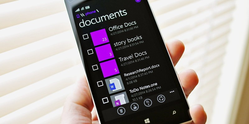 Official File Manager for Windows Phone 8.1 Coming In May