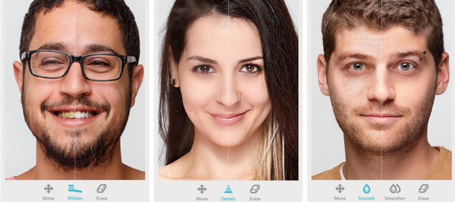 Touch Up Your Self Portraits with the Perfect Tool Facetune for Windows Phone