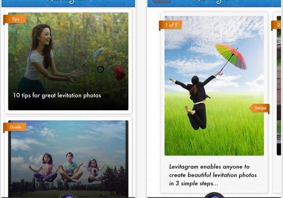 Create Levitating Photos with the Cool Windows Phone App Levitagram