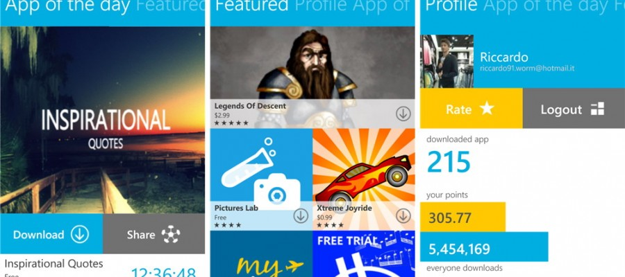 Get the Best Deals on your Windows Phone with myAppFree