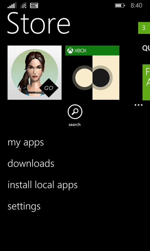 Install XAP files on Windows Phone using an SD card - My