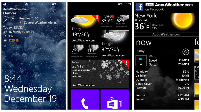 AccuWeather – Weather for Life