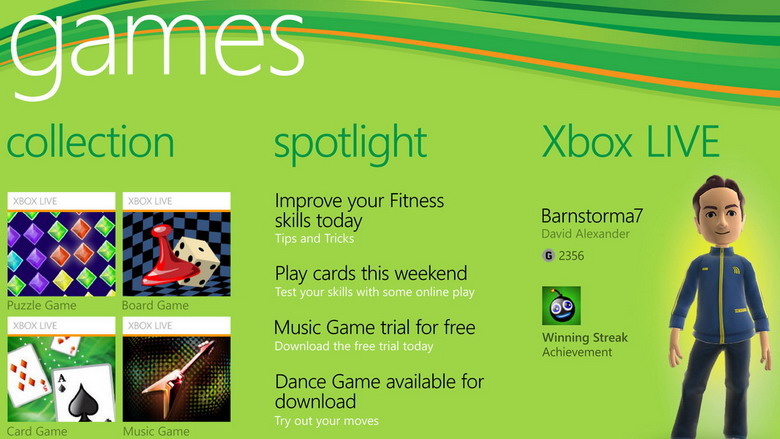 Xbox com Gets More Social and Windows Phone 7 Features